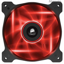 Cooler Corsair Airflow Af120 Led Vermelho 1200 Rpm 120mm