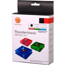 Cooler Thunderblade Led Vermelho Thermaltake 8025 Af0027