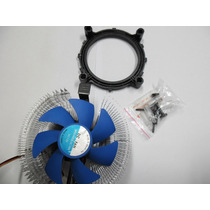 Computer Cpu Cooler 12 Vdc Brushless Dc Fan