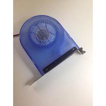 Cooler Exaustor P/gabinete Akasaakasa Uv