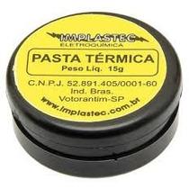 Pasta Térmica 15g Pote / Pc Processador Cooler Frete Grátis