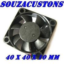 Cooler Fan 40mm Frete 8,00 Para Todo O Brasil