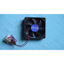 Ventoinha Cooler Dc Brushless Dc 12v Max Power Para Gabinete