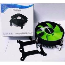 Cooler P/ Processador Intel 1150/1155/1156 Mymax