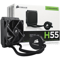 Water Cooler Hydro Series H55 Quiet Cw-9060010-ww Corsair