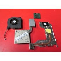 Processador C/ Dissipador E Cooler Notebook Dell D600