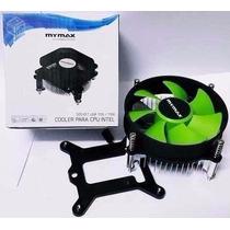 Cooler P/ Processador Intel Socket Lga 1150/1155/1156 Mymax