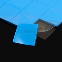 Thermal Pad Termico Dissipador Chipset Vga Memoria 10x10x1mm