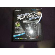 Cooler Fan Zalman Cnps10x Optima Intel Amd Fx I3 I5 I7