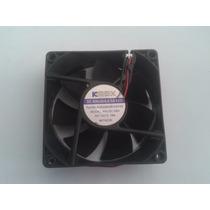 Cooler Dc Brushless Fan Kmex 12v 0,16a