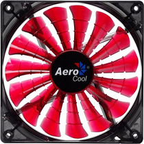 Cooler Fan Shark Devil Red Edition En55475 14cm Aerocool