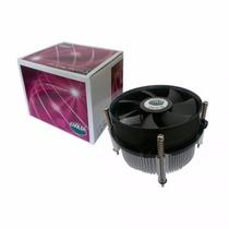 50 Unidades Cooler 1155 1156 Lga I3.i5.i7 Dp6 Cooler Master