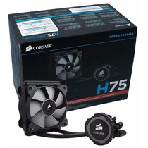Water Cooler Corsair Hydro Series H75 - Cw-9060015-ww + Nfe