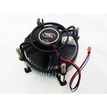 Cooler Para Cpu Deepcool Intel Socket Lga 775 84w