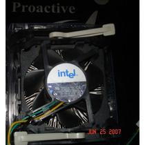 Cooler Intel Original Socket 478 Base Cobre Suporta Até 3,4g