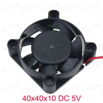 Cooler Ventuinha Esc Fan Dc 5v 40mmx40x10mm