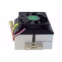 Cooler Original Amd Socket 462 Com Base De Cobre Novo