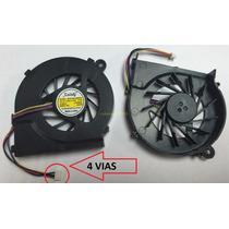 Cooler Hp 1000 Séries Pino 4 Vias 5v 0.28a 65cfm Em Estoque