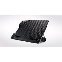 Base Notebook Cooler Master Ergo Stand R9-nbs-e32k-gp Preto