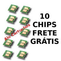 Kit 10 Chips Hp Ce285a 85a 285a M1212nf P1102w P1005 P1606dn