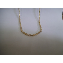 Corrente Ouro Cartier 18k 0750 60cm 26 Gramas Maçissa