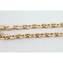 Cordão Modelo Cartier (oco)em Ouro 18k 20gr.