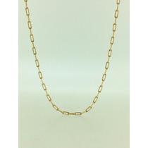 Corrente Cartier Em Ouro 18k 0,750 Com15grs.