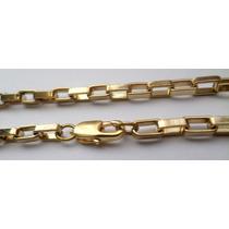 Cordão Banhado A Ouro - Modelo Cartier - Promoção Lançamento