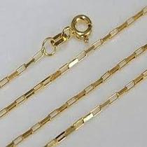 Cordão Cartier Ouro 18k Com 3.1 Gramas - 60cm - Forte