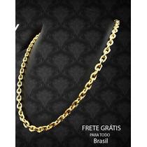 Cordão Cartier 25 Gramas Ouro 18k 60 Cm.
