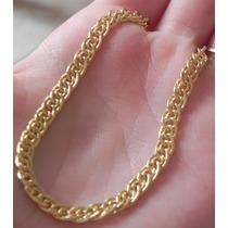 Cordão De Ouro Amarelo 18k-750 Legitimo Frete Gratis