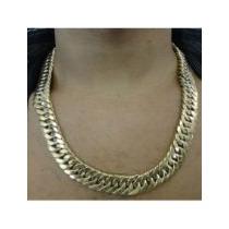 Corrente Ouro750 18k Masculina Oca Grumet/dupla 300grs 70cm