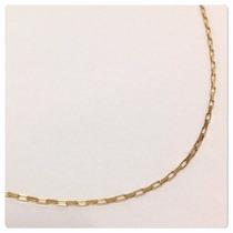 Cordão Corrente Cartier Em Ouro 18k-750 Frete-grátis
