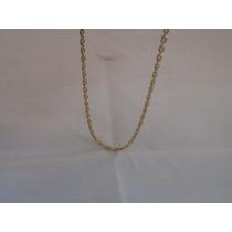 Corrente Ouro Cartier 18k 0750 60cm 12 Gramas