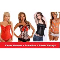 Corset, Corselet Tamanhos Grandes -plus Size -pronta Entrega