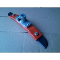 Lâminas/suporte Universal Para Cortador De Grama Bohrer 30cm