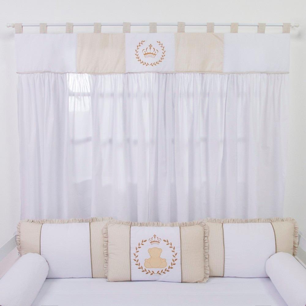 20170130222151_cortinas Para Quarto De Bebe De Urso Beigit Com ~ Tipos De Cortinas Para Quarto E Quarto De Bebê Decoração