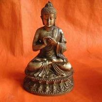 Deusa Da Fortuna Em Resina- Buda Hindu