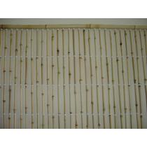 Cortina De Bambu Com 0,90 X 1,90m