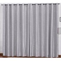 Cortina Plissê Blackout 2mx1,8m P/varão Simples Várias Cores