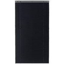 Persiana 80 X 160 Preta Horizontal Pvc - 02 Por R$ 100,00