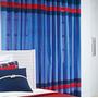 Cortina Sala E Quarto 2 Metros Azul - Sua Casa Linda