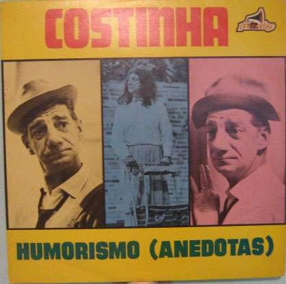 Costinha - Humorista (anedotas) Phonodisc- Stereo - 1976