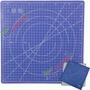 Base De Corte Para Patchwork E Scrapbook 30x30cm Rotativa
