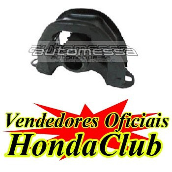 Coxim (calço) Frontal Do Motor Honda Civic 1992 À 2000