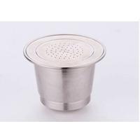 Cápsula Inox Reutilizável Recarregável Nespresso