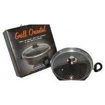 Churrasqueira Para Fogão Grill Oriental