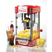 Pipoqueira Eletrica Coca Cola Retro Nostalgia - 110v Na Caix