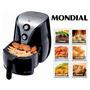 Fritadeira Elétrica Mondial Air Fryer Premium Af-01