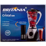 Liquidificador Britânia Cristal 600 (220 V) + Brinde